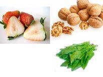 Thực phẩm giúp ngừa rụng tóc