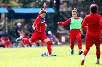 Bóng đá nữ: Việt Nam và Thái Lan sẽ phải cùng gắng sức đua... tỷ số