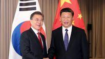 Ông Tập Cận Bình cam kết giải quyết bất đồng với Hàn Quốc