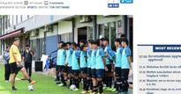 Báo chí Thái Lan 'vừa đấm vừa xoa', e ngại hàng công U22 Việt Nam