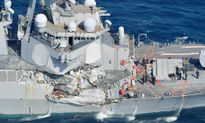 Tàu chiến Mỹ liên tục tai nạn: Có thể do tiết kiệm