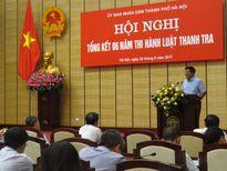 Hà Nội: Chủ động thanh tra đột xuất, tập trung các lĩnh vực dư luận, báo chí quan tâm