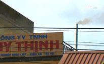 """Huyện Quốc Oai khẳng định Công ty TNHH Duy Thịnh là """"điểm đen"""" gây ô nhiễm môi trường"""