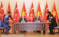 Thúc đẩy hợp tác với Thổ Nhĩ Kỳ trong hoạt động chứng nhận