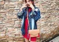 Dara 'lên đồ' cực chất, đứng top 1 sao mặc đẹp trong street style tuần này