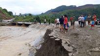 Lào Cai: Lũ quét bất ngờ trong đêm, 1 người mất tích