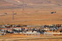 Quân đội Syria giành quyền kiểm soát 2.000km2 khu vực sa mạc ở miền Trung