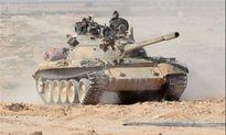 Quân đội Syria chỉ còn cách thành phố Deir Ezzor 66 cây số