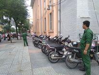 Đường sách TP Hồ Chí Minh có bãi giữ xe mới để giữ chân khách