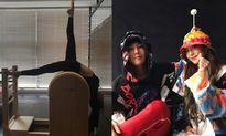 Sao Hàn 2/9: Dara ngọt ngào bên G-Dragon, Na Eun khoe dáng đẹp mỹ miều