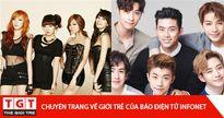 Những idol ngoại quốc cực kì tài năng của làng nhạc Kpop