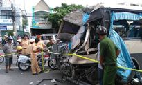 Những vụ tai nạn giao thông thảm khốc tuần qua (28/8-2/9)
