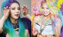 Những màu tóc siêu độc của idol Hàn không phải ai cũng dám nhuộm