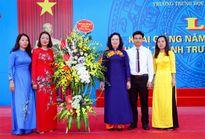 Tiếp tục giữ vững và phát huy truyền thống của trường THPT Sơn Tây