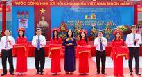 Lãnh đạo Thành ủy, UBND TP Hà Nội dự lễ khai giảng năm học mới 2017-2018