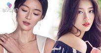 """Bầu bí vượt mặt nhưng """"mợ chảnh"""" Jeon Ji Hyun vẫn là Nữ hoàng quảng cáo"""