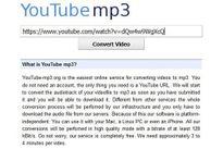 Chấp nhận thỏa thuận với RIAA, YouTube-mp3.org đóng cửa