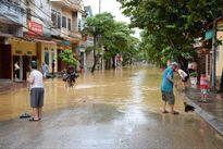 Yên Bái: Mưa lớn, 86 ngôi nhà bị ngập