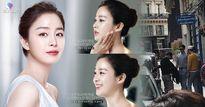 Bà bầu thường phát tướng nhưng Kim Tae Hee mãi chẳng xấu mà lúc nào cũng đẹp
