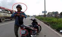 Thanh niên quay phim CSGT ở đường cong bị 'người lạ' đe dọa kể gì?