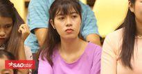 Fan nữ suýt khóc vì Vũ Thị Trang thua chung kết