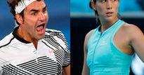 Bảng xếp hạng tennis 11/9: Federer lên số 2, 'Nữ hoàng mới' Muguruza