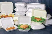 Hạn chế dùng hộp xốp, nhựa đựng thức ăn