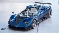 'Tuyệt phẩm' Pagani Zonda HP Barchetta 789HP, giá 15 triệu đô?