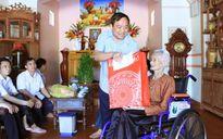 Công tác đền ơn đáp nghĩa ở xã Lạc Đạo - Văn Lâm - Hưng Yên