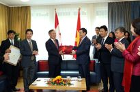 Phó Thủ tướng Vương Đình Huệ tiếp các doanh nghiệp hàng đầu Thụy Sĩ