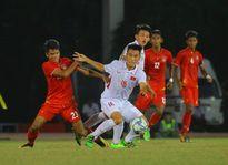Thua ngược Myanmar, U.18 Việt Nam bị loại từ vòng bảng