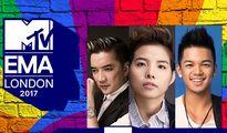 Đàm Vĩnh Hưng dẫn đầu 'đường đua' đại diện Việt Nam tham dự 'MTV EMA 2017'