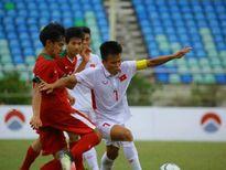 Thua đau phút cuối, Việt Nam chính thức bị loại tại giải U18 Đông Nam Á 2017