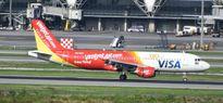 Thai Vietjet Air bị tạm ngừng bay quốc tế