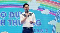 MC Phan Anh làm đại sứ Làng trẻ em SOS Việt Nam