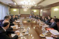 Trưởng Ban Kinh tế Trung ương thăm và làm việc tại Nga