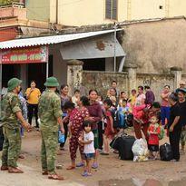 """Phó Thủ tướng về Hà Tĩnh chỉ đạo chống """"siêu bão"""": Khẩn trương di dời dân"""