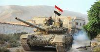 Quân đội Syria điều vũ khí, giải phóng hoàn toàn Deir Ezzur 'trong tầm tay'