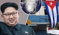 Ông Kim Jong-un gửi điện thăm hỏi Cuba sau siêu bão Irma