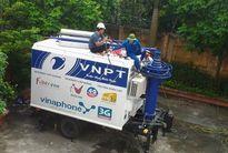 VNPT gấp rút triển khai phòng chống bão số 10