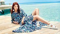 Park Shin Hye khoe vẻ đẹp khó cưỡng trong những shoot hình nóng bỏng