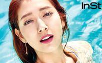 Park Shin Hye đầy quyến rũ với bộ ảnh trên bãi biển