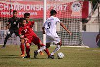 U18 Thái Lan đối mặt U18 Malaysia ở chung kết giải U18 ĐNÁ 2017