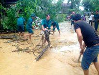 Nghệ An khẩn trương khắc phục hậu quả bão số 10