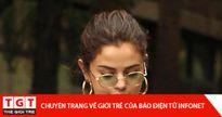 Hậu phẫu thuật ghép thận, Selena Gomez xuất hiện tiều tụy và mệt mỏi trên phố
