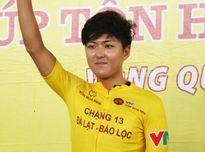 Cua-rơ Hàn Quốc giành Áo vàng chung cuộc giải đua xe đạp VTV Cúp 2017