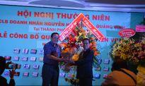 Câu lạc bộ doanh nhân Nguyễn Hữu Cảnh – Quảng Bình quyên góp hàng trăm triệu đồng ủng hộ cho người dân trong bão số 10