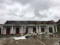 Hơn 5 tỷ đồng đầu tiên giúp Hà Tĩnh khắc phục bão số 10