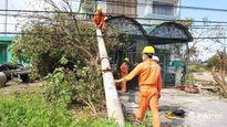 Gấp rút khắc phục sự cố để ngày 20/9 toàn tỉnh Hà Tĩnh có điện