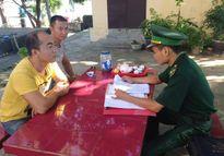 Phát hiện, xử phạt 2 đối tượng người Trung Quốc vào khu vực biên giới trái phép